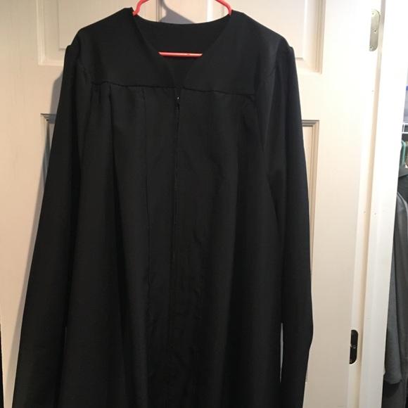 Herff Jones Other Masters Graduation Cap Gown Black Poshmark